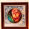 Sai Baba Fiber Frame