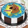 Scooby-Doo Cake (Half Kg)