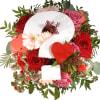 Seasonal Valentine's Day Bouquet