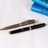 Set of 2 Metal Pens - Customized with Logo