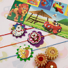 Set of 3 Lovable Kids Rakhi