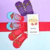 Set of 3 Superhero Themed Women's Socks in Personalized Box