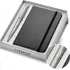 Sheaffer Luxury Notebook And Pen Gift Set - Customised with Name