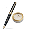 Gift Sheaffer Luxury Pen And Table Clock Gift Set - Customised with Name