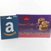 Soan Cake with Amazon Gift Card for USA