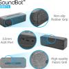 Buy SoundBot SB574 10W HD Wireless Bluetooth Speaker - Grey