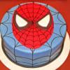 Spider-man Fondant Cake (2 Kg)