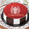 Spiderman Birthday Cake (Half Kg)