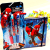 Spiderman Special Notebook And Pencils