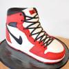 Sports Shoe Fondant Cake (4 Kg)