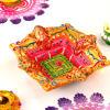 Stunning Ganpati Designed Diya