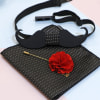 Buy Stylish Dad Accessory Set in Personalized Box
