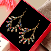 Gift Stylish Multi color Earrings