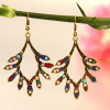 Stylish Multi color Earrings