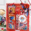 Superhero Rakhi Gift Pack