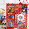 SuperHero Spiderman Rakhi Gift Pack