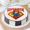 Supermom Cake (Eggless) (Half Kg)