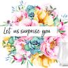 Surprise Flower Bouquet