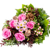 Sympathy Bouquet in pink