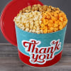 Thank You Popcorn Tin - Traditional 2 Gallon