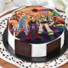 Toy Story Cake (Half Kg)