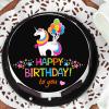 Buy Unicorn Birthday Cake (1 Kg)