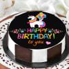 Unicorn Birthday Cake (1 Kg) Online