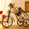 Well Designed Bicycle Shaped Wine Bottle Holder