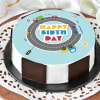 Wheels On GO Birthday Cake (Half Kg)