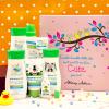 Winter Essentials Personalized Baby Shower Hamper