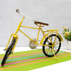 Yellow Bicycle Collectible