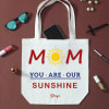 You Are Sunshine Personalized Shopping Bag Online