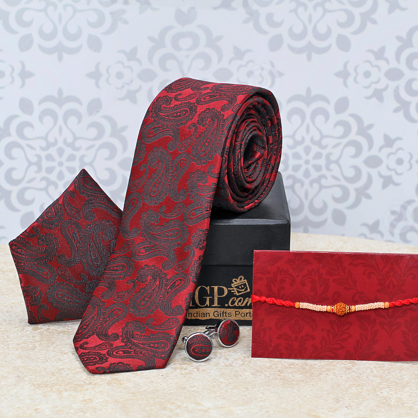 rudraksh-rakhi-with-tie-cufflinks-pocket-square