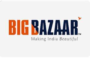 Big Bazaar E-Gift Card
