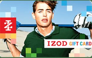 IZOD E-Gift Card