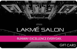 Lakme Salon E-Gift Card
