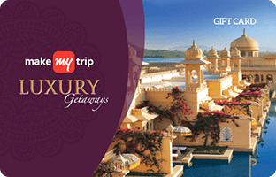 MMT Luxury Getaways E-Gift Card