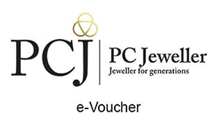PCJ Diamond Jewellery E-Gift Card