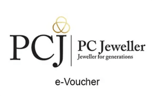 PCJ Gold Coin Jewellery E-Gift Card